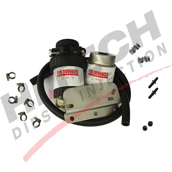 Mitsubishi Pajero Diesel Fuel Filter