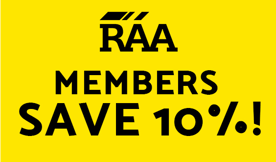 RAA Members save on car servicing