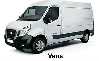 van repairs and servicing