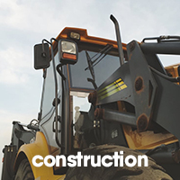 Construction vehicles repair & service
